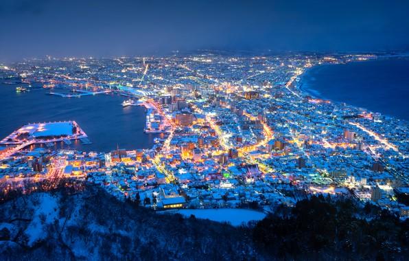 Picture Japan, Hokkaido, Mount Hakodate