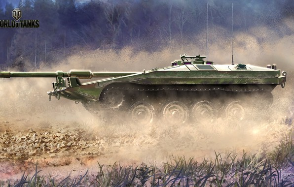 Picture movement, the game, dust, battle, game, forest, Sweden, Sweden, tanks, dust, fight, bitch, March, battle, …