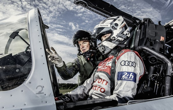 Picture Fighter, Helmet, Pilot, 24 Hours of Le Mans, 24 hours of Le Mans, Eurofighter Typhoon, …