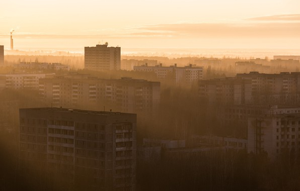 Picture Chernobyl, Pripyat, Ukraine