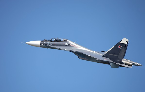 Picture flight, multi-role fighter, Su-30CM, Su-30SM, MA Navy, generation 4