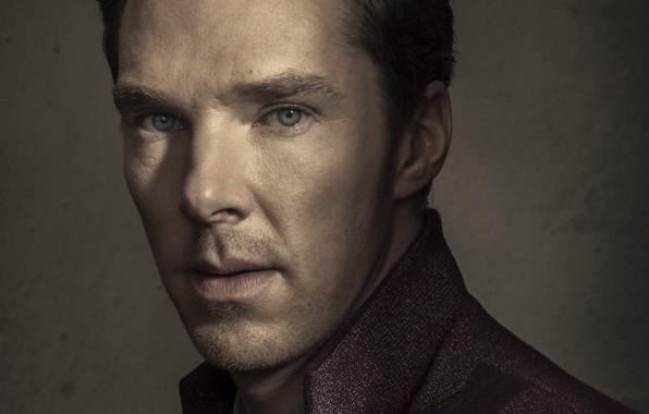Picture look, handsome, Benedict Cumberbatch, Benedict Cumberbatch, British actor