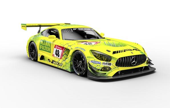 Picture Motorsport, Mercedes - Benz, racing car, racing car, Nurburgring, Nürburgring, Motorsports, Mercedes-AMG GT3, 2019, Mercedes …
