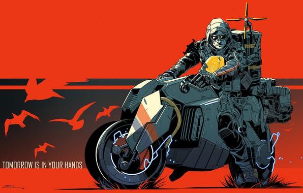 Picture Where, Death Stranding, Kojima