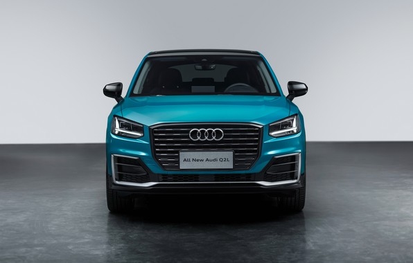 Picture front view, Quattro, 2018, crossover, 35 TFSI, Audi Q2, Q2L