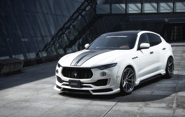 Picture Maserati, 2018, crossover, Levante, Fairy Design