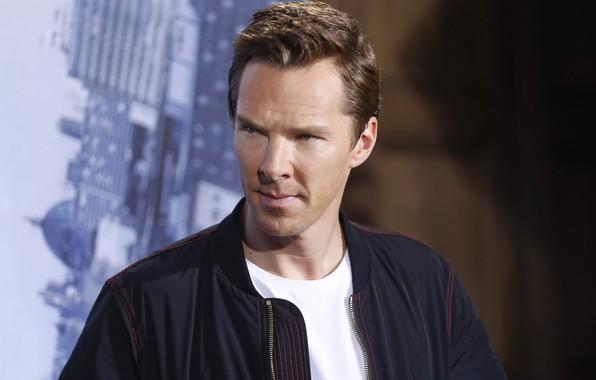 Picture portrait, Benedict Cumberbatch, Benedict Cumberbatch, British actor