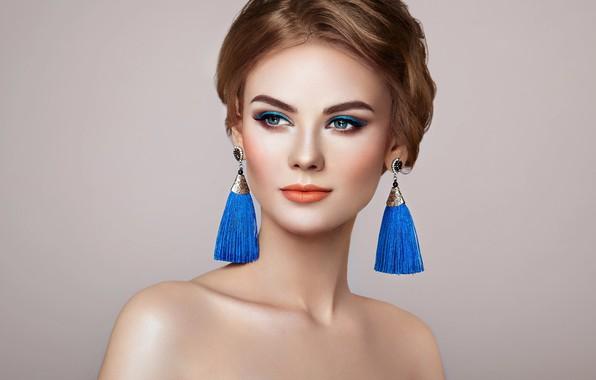Picture girl, decoration, style, retouching, Oleg Gekman