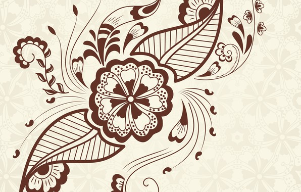 Picture flower, background, pattern, texture