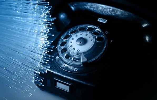 Picture retro, photo, phone