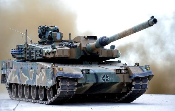 Picture tank, South Korea, Black Panther, 2K Black Panther