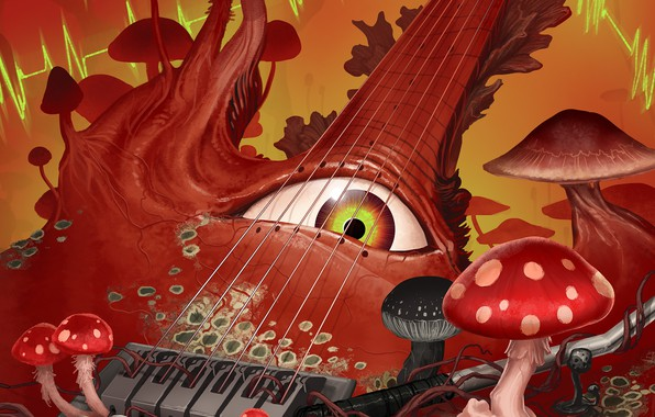 Picture Music, Infected Mushroom, Cover, Monstercat, Guitarmass