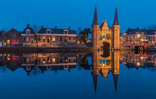 Picture Netherlands, Holland, Friesland, Snack