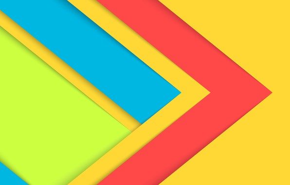 Picture line, yellow, corners, yellow, lines, fon, corners