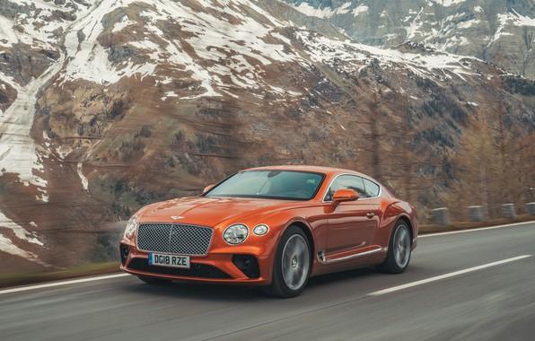 Picture Bentley, Continental, 2018, Bentley Continental GT