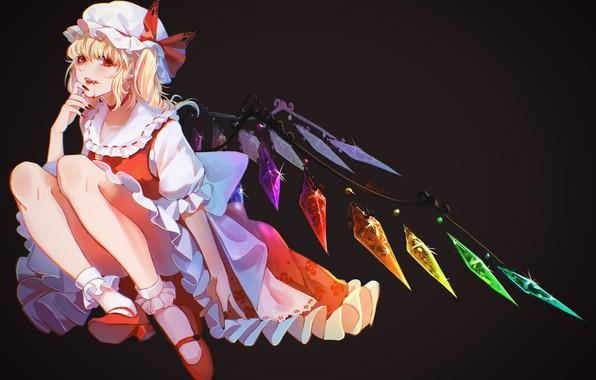 Picture Girl, Crystals, Touhou, Touhou, Touhou