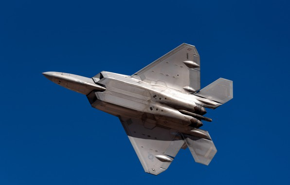Picture weapons, the plane, F22A Raptor
