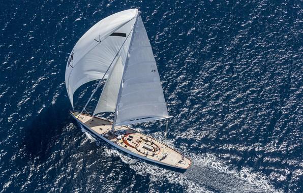 Picture Sea, Yacht, Regatta, Sailing yacht