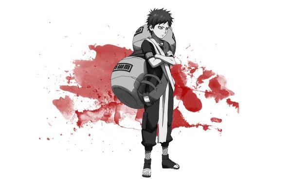 Picture Anime, Naruto, Naruto, Gaara, Gaara