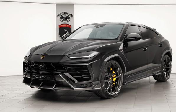 Picture Lamborghini, 2018, Ball Wed, Urus