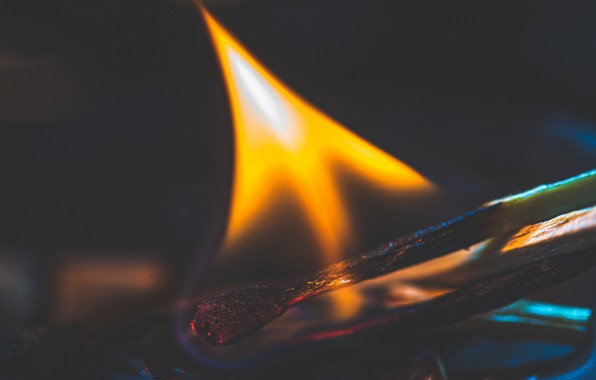 Picture macro, fire, match