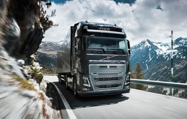 Picture volvo, truck, fh16