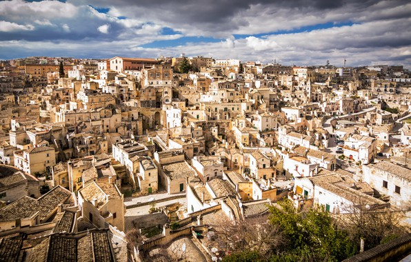 Picture city, Italy, matera, Views