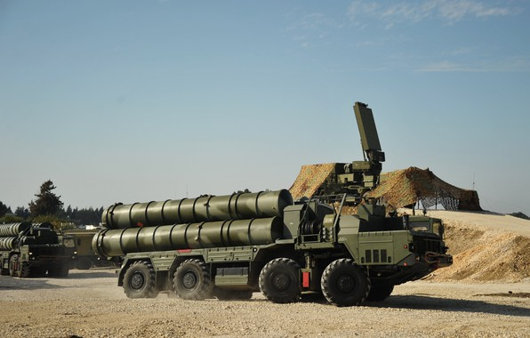 Picture weapon, Military, russian, S-400 Triumph, S-400, Missile System, anti-aircraft