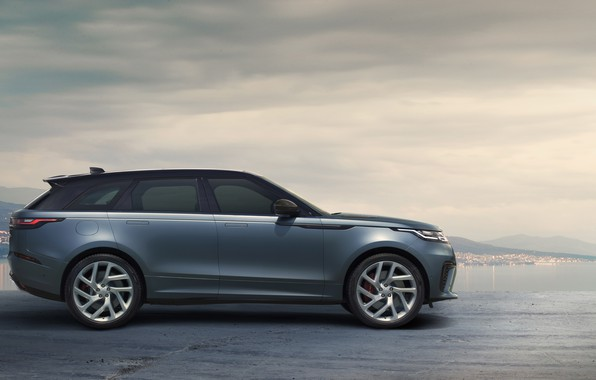 Picture the sky, Machine, Land Rover, Range Rover, crossover, SVAutobiography, Velar, Dynamic Edition