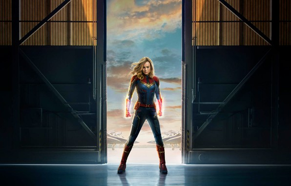 Picture Film, Carol Danvers, Captain Marvel, Brie Larson, 2019