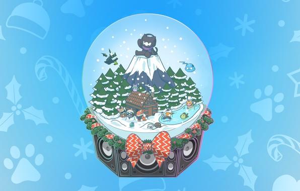 Picture Music, Cover, Monstercat, Jingle Bells, Tokyo Machine