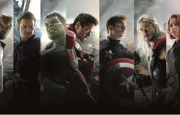 Picture marvel, Superheroes, avangers