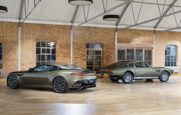 Picture Aston Martin, DBS, Superleggera, 2019, OHMSS, OHMSS Edition