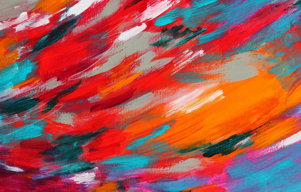 Picture paint, texture, strokes