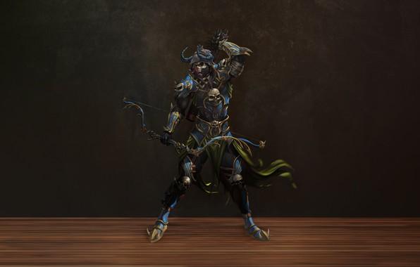 Picture Sake, Warrior, Fiction, Arrow, Soldier, Archer, Armor, Bow, Arrows, GvArt GV, Adreferendum