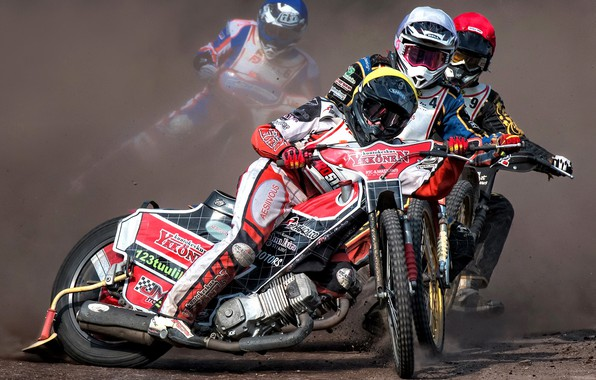 Picture race, sport, Speedway