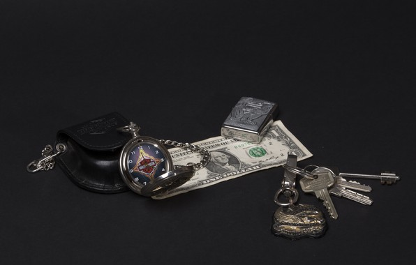 Picture money, dollar, keys, currency