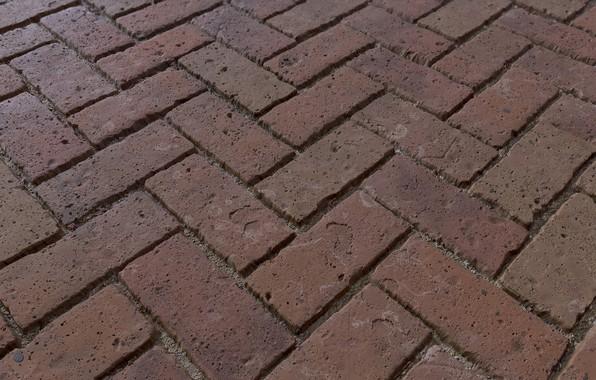 Picture rendering, brick, texture, art, masonry, Herringbone Brick Material, Billy Matjiunis