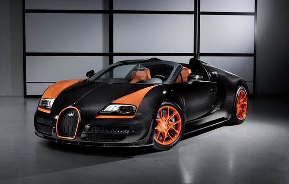 "Picture Roadster, Veyron, Grand Sport, 2013, ""Speed"""