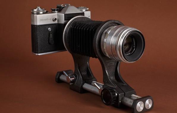 Picture PHOTO, The CAMERA, TECHNIQUE, GCC, ZENIT E, old camera