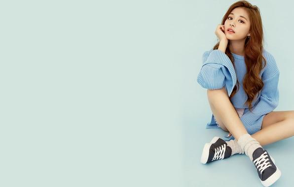 Wallpaper Girl Music Kpop Cute Twice Tzuyu Images For Desktop