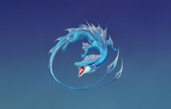 Picture Dragon, Art, Illustration, Minimalism, Marinas, Adrian Amarteifio