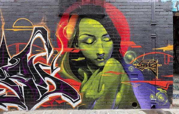 Picture Graffiti, Melbourne, Australia, Windsor, Street Art, Steve Cross