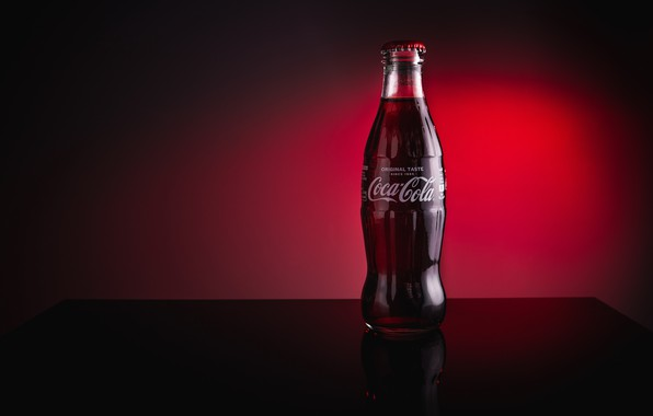 Picture Red, Coca-Cola, Drink