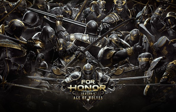Picture The game, Armor, Helmet, Warriors, Swords, Games, Game, For Honor