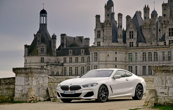 Picture BMW, 2018, xDrive, M Sport, 8-Series, 840d, BMW 840d xDrive M Sport 2018