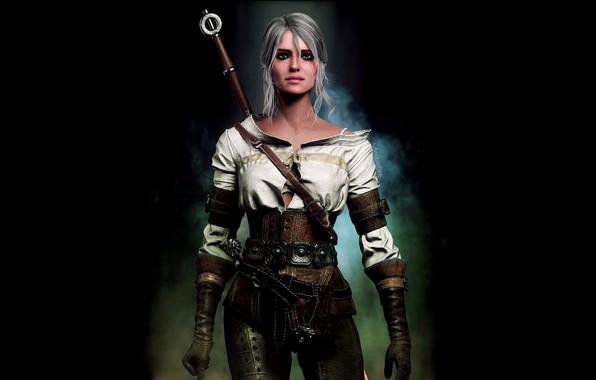 Picture The Witcher 3 Wild Hunt, The Witcher 3 Wild Hunt, Swallow, CRIS, Cirilla Fiona Elen …