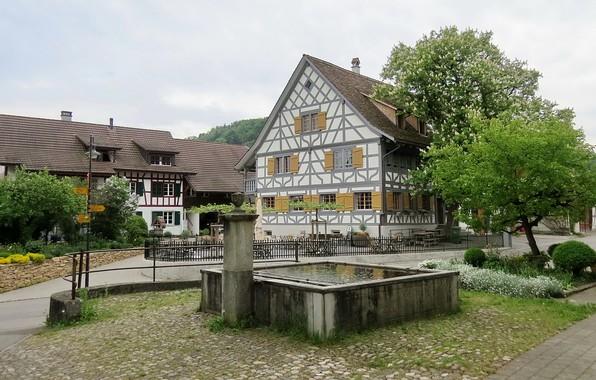 Picture Switzerland, Kaiserstuhl, Emperor chair
