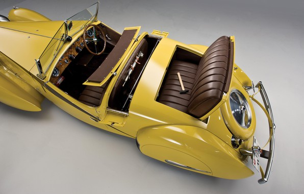 Picture Salon, Bugatti, Classic, Chrome, 1935, Classic car, Gran Turismo, Hammer, Type 57, Bugatti Type 57 …