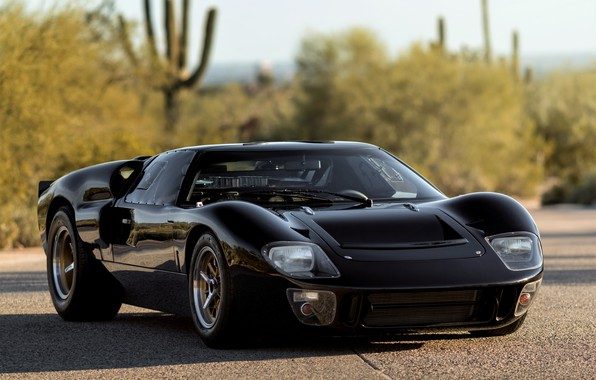 Picture Ford, 1965, GT40, Mk I, Ford GT40, GT40 supercar, 1965 Superformance